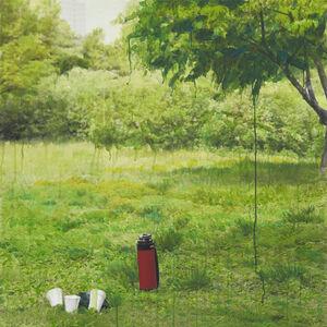 Honggoo Kang, 'Study of Green-Seoul-Vacant Lot-Olympic Park', 2020