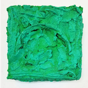 Wayson Jones, 'Green in Blue', 2019