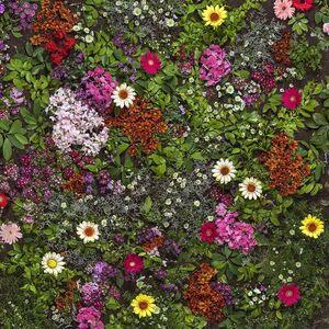 Eason Tsang Ka Wai, 'Floral Fabric No.7', 2013