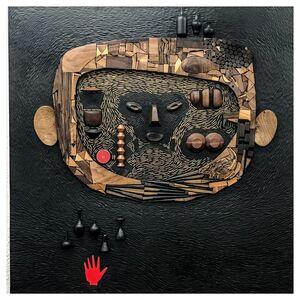 Edgar Orlaineta, 'El artesano', 2018