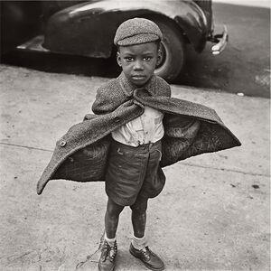 Jerome Liebling, 'Butterfly Boy', 1949