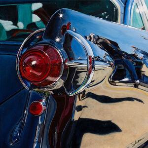 Shannon Fannin, '1957 Chrysler Imperial', 2019