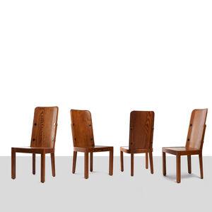 Axel Einar Hjorth, 'Axel Einar Hjorth Lovo Dining Chairs', 1930-1939