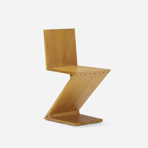 Gerrit Thomas Rietveld, 'Zig-Zag chair', 1932