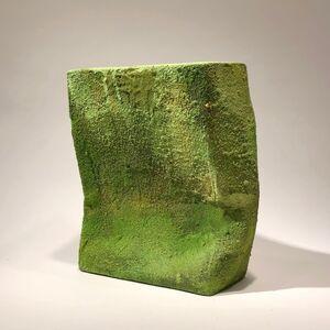 Mark Van Wagner, 'Green Lean', 2020