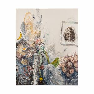 Maggi Hambling, 'Sarah Lucas II', 2013