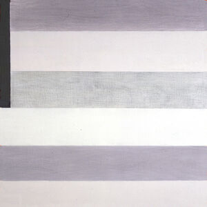 Alan Green, 'White Over Red/Violet', 1995