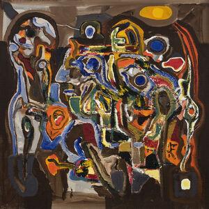 Harold Klunder, 'Untitled, (Self portrait)'