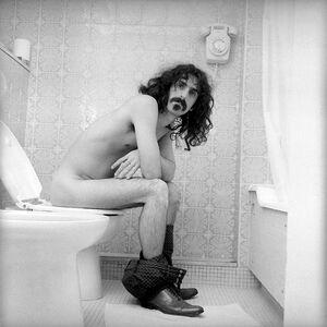 Robert W. Davidson, 'Frank Zappa At The Royal Garden Hotel, London, 1967', 2018