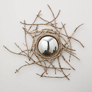 Michel Salerno, 'Soleil Handmade Mirror', 2013