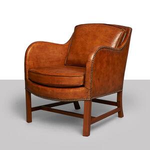 Kaare Klint and Edvard Kindt-Larsen, 'Kaare Klint & Edvard Kindt-Larsen Armchair Model #4396', 1940-1949
