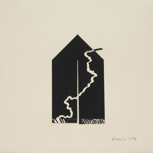 Zarina, 'Folding House', 2014