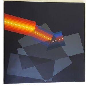 """Horacio Garcia-Rossi, 'Oil on Canvas """"Light Color"""" by Horacio Garcia Rossi', 2008"""