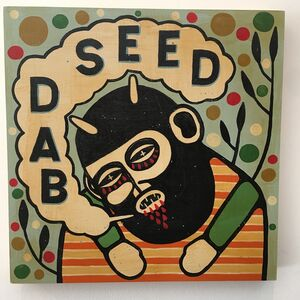 "Mike Egan, '""Momma Always Said That I'd Be A Bad Seed""', ca. 2016"