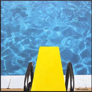 Michael Giliberti, 'Dive In...The Water's Fine', 2020