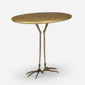 Méret Oppenheim, 'Traccia table from the Ultramobile collection', 1936