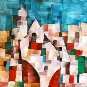 Harry Guttman, 'Primary Colors', 2011