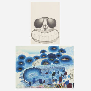 David Dupuis, 'Landscape for Roy Orbison and Forty (two works)'