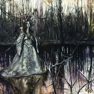 Victoria Steel, 'Reflections of Persephone', 2019
