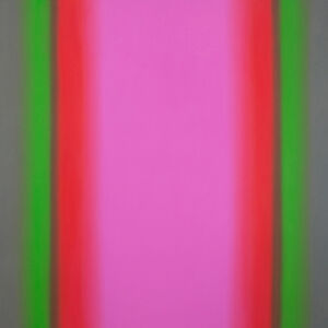 Ruth Pastine, 'Witness 8-S7272 (Red Green), Witness Series', 2016