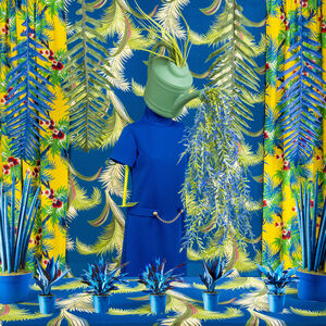 Patty Carroll, 'Planty', 2014