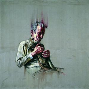 Zeng Fanzhi 曾梵志, 'Lucian Freud', 2011