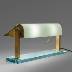 Pietro Chiesa, 'A '0408' model desk lamp, design 1934', 1980's re-edition