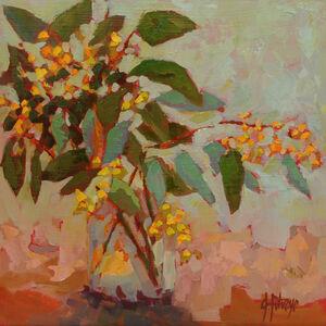 Ginny Futvoye, 'Leaves and Berries', 2019