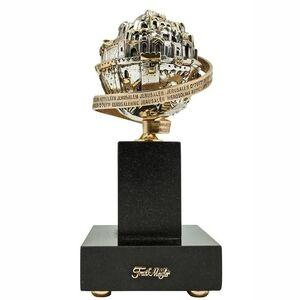 Frank Meisler, 'Rare Vintage Israeli Jerusalem Globe Sphere Mechanical Sculpture Frank Meisler', Late 20th Century