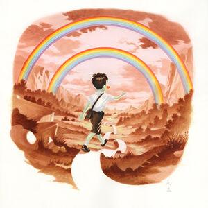 Victor Castillo, 'Double Rainbow', 2012