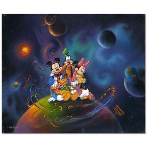 Jim Warren, 'Disney World', 1990-2020