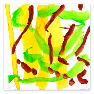 Ellen Priest, 'Dolphin Dance 05 (Abstract painting)', 2003
