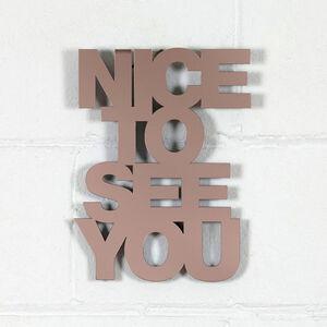 Jade Rude, 'Nice to See You', 2019