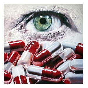 Philippe Huart, 'Psychose.', 2013