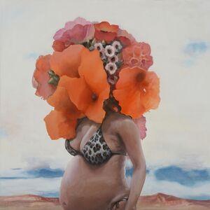 Ru Xiaofan 茹小凡, 'Buste n°2', 2012