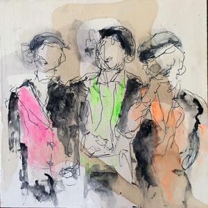Giusy Lauriola, 'Una sigaretta e via', 2020