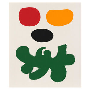 Adolph Gottlieb, 'Levitation', 1969