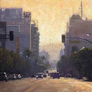 Greg Gandy, 'Downtown L.A.'