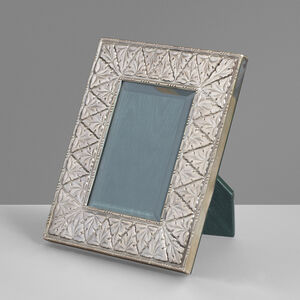 Gianmario Buccellati, 'Sterling silver picture frame'