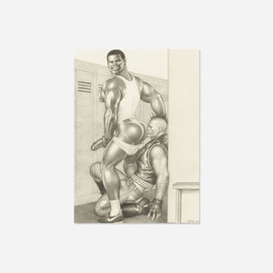 Tom of Finland, 'Untitled', 1986