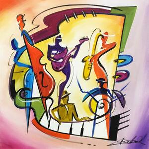 Alfred Gockel, 'Sweet Soul Music', 2016