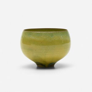 Gertrud Natzler, 'bowl', 1967