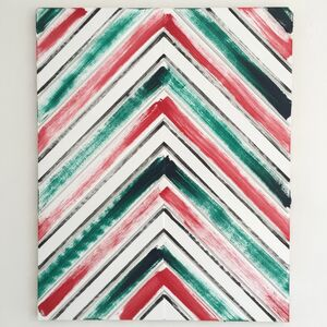 Ulrik Weck, 'Green, Red, Black', 2016