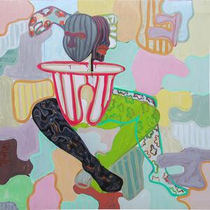 Gresham Tapiwa Nyaude, 'The Pathos of Regret III', 2017