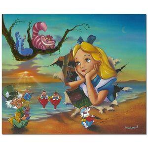 Jim Warren, 'Alice's Grand Entrance', 1990-2020