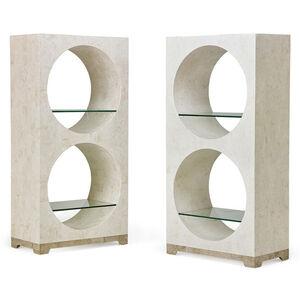 Maitland-Smith, 'Pair of illuminated display cabinets, USA', 1990s