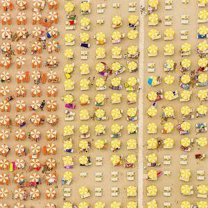 Bernhard Lang, 'Aerial Views, Adria 09', 2014
