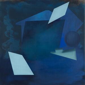 David Collins, 'Behind the Night', 2017