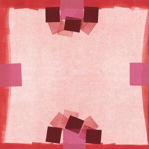 Diane Fine, 'Red Number 21', 2015