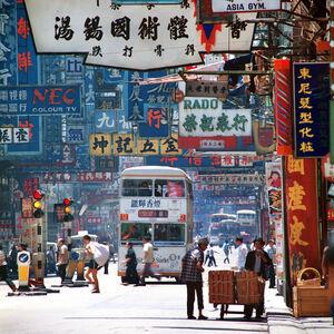 Keith Macgregor, 'Shanghai Street, Kowloon, (KM-139) Hong Kong ', 1984